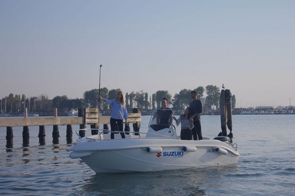 Noleggio barche Chioggia - Noleggia la tua barca senza patente nautica