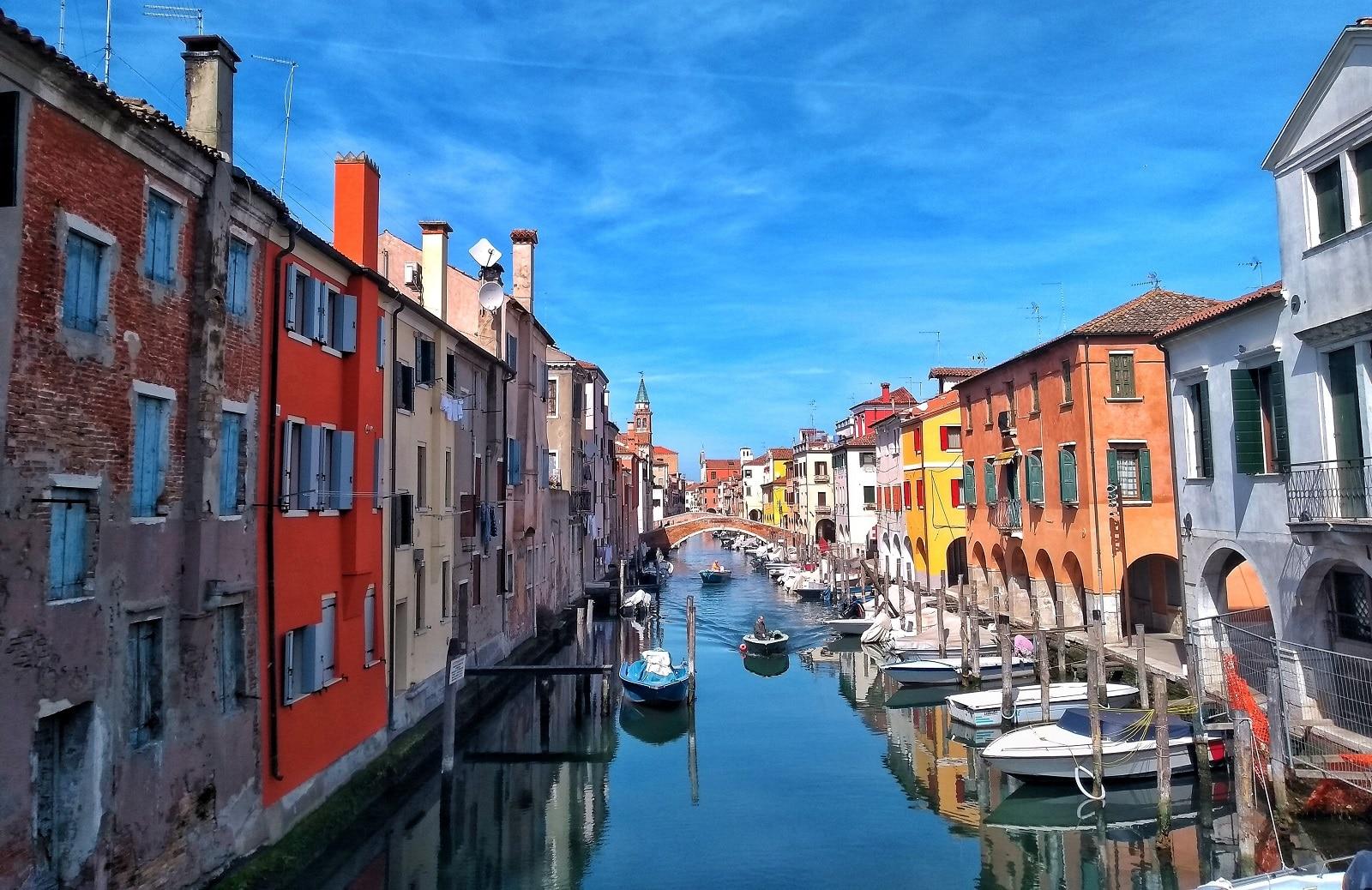 Visitare Chioggia in barca